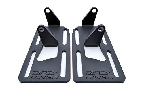 Dirty Dingo E-Z LS Conversion Engine Mount Plain Steel Check Fitment Chart DD-3550C