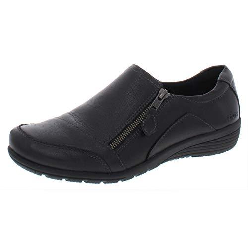 Taos Footwear Women s Character Black Flat 9 M US