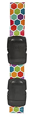 ORB Travel Lug A Bag Premium Designer Luggage Strap to Attach a Smaller Bag to Your Wheeled Suitcase