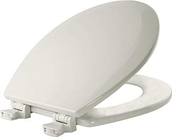 Bemis 500EC 006 Toilet Seat with Easy Clean & Change Hinges