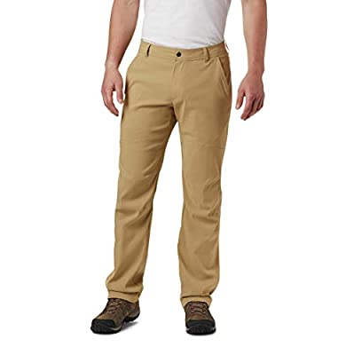 Columbia Men's Royce Peak II Hiking Pants, Water repellent, Stain Resistant, 38x36, Crouton