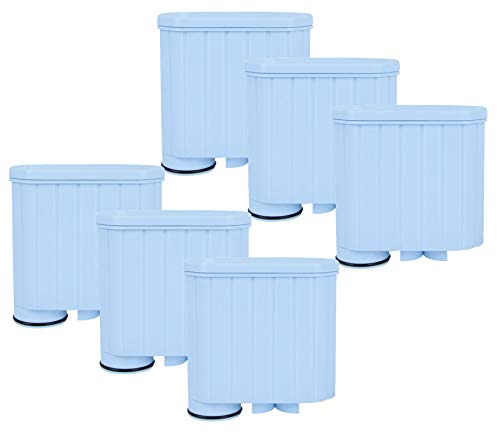 6 Pack AquaHouse AH-CSA - Filter cartridges compatibel met Saeco Philips AquaClean Water Filter Koffiemachines