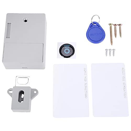 Haudang Cierre invisible de RFID para armarios de inducción, cierre electrónico oscuro