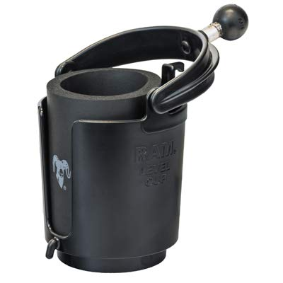 RAM Level Cup 16oz Drink Holder with Ball