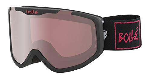 Bollé Rocket Plus Gafas Ski Matte Black Skull Juventud