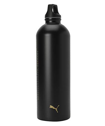 PUMA Training Edelstahl Trinkflasche Puma Black UA