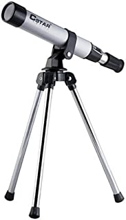 Cstar TT-330 Educational Series Table-Top Refractor Telescope