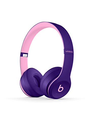 Beats Solo3 Wireless On-Ear Kopfhörer – Beats Pop Collection – Pop Violett