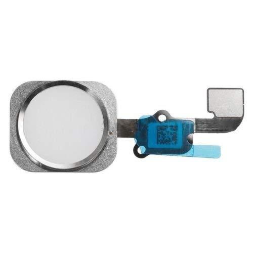 Sostituzione pulsante Home Tasto Home per iPhone 6s/6s plus Grigio/Argento con cavo Flex incluso