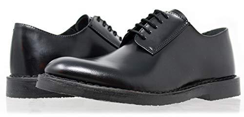 PORTMANN | Zapatos de Cordones Derby para Mujer | Piel Polida | Forro Piel anilina | Hecho en portugal. 37