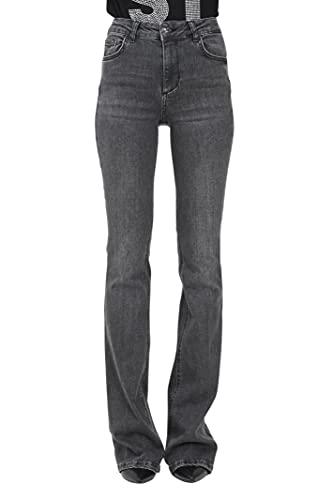 Liu Jo Beat UF1015 D4268 Jeans Mujer Denim Grey 31
