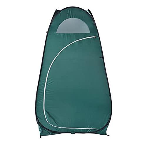 Privacidad portátil al aire libre Pop Up Cambiar tienda de campaña Camping Ducha WC Refugio Playa Parque con bolsa para senderismo, festivales al aire libre, mochilero supervivencia viajes