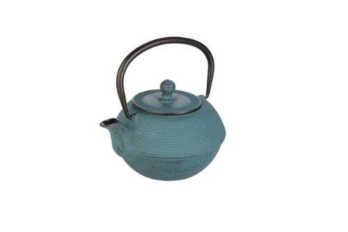 IBILI 620212 Teekanne, aus Gusseisen, blau