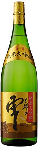 鶴正酒造 『古都の雫 純米大吟醸』