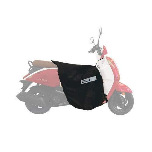 Saco Scooter Oj para Suzuki AJ 50199898impermeable negro