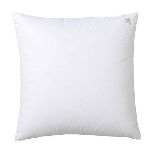 Centa-Star Kopfkissen, Baumwolle, weiß, 80 x 80 x 20 cm