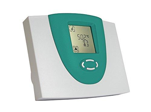 Solarregler BASIC DC, 12V Solarsteuerung für thermische Solaranlagen