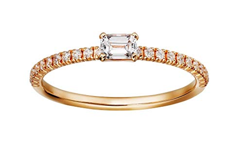 CARTIER カルティエ リング エタンセル ドゥ カルティエ リング ピンクゴールド ダイヤモンド (9号)