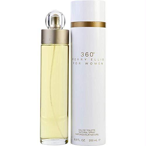 perry ellis 360 by Perry Ellis Eau De Toilette Spray 6.7 oz / 200 ml (Women)