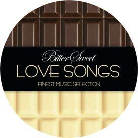 BRISA CD musicale BITTER SWEET LOVE SONGS - edizione da collezionista, edizione speciale, scatola regalo