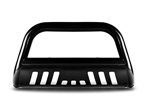Armordillo USA 7145023 Classic Bull Bar para Nissan Xterra 2000-2004, Color Negro