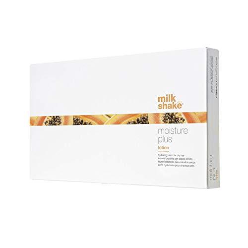 Milk shake moisture plus lotion 6 x 12 ml lozione idratante per capelli secchi con estratto di papaya e integrity 41®