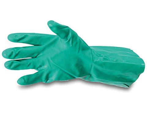 Ulith Classic Vancouver Nitril-Handschuh mit Baumwollbeflockung Größe 10