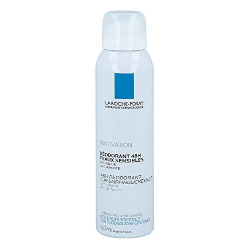 LA ROCHE-POSAY Desodorante en spray 48 h, solución de 150 ml
