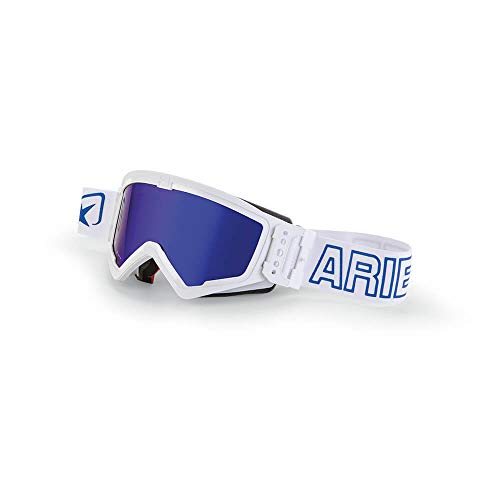 Ariete 14940 - Gafas Mudmax Blanco Lentes Azules, única