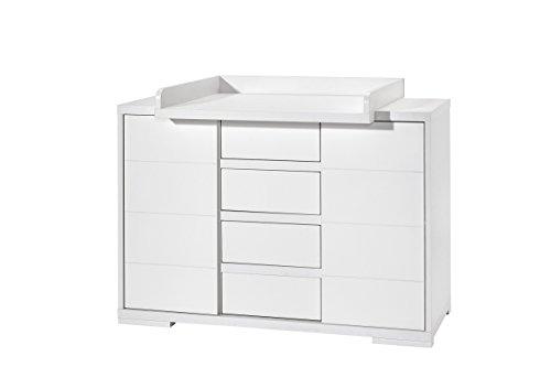 Schardt 05 863 52 02 Wickelkommode Maxx White