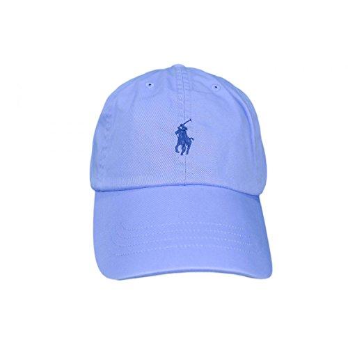 Ralph Lauren Basecap Sport Cap Baumwolle One Size (Blau Blue)