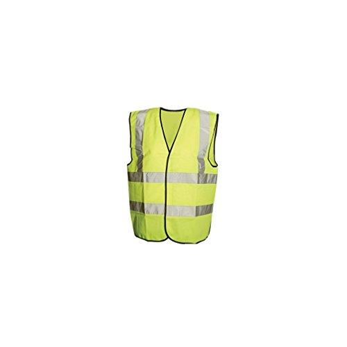 Silverline - Gilet haute visibilité L 108-116 cm (42-46\