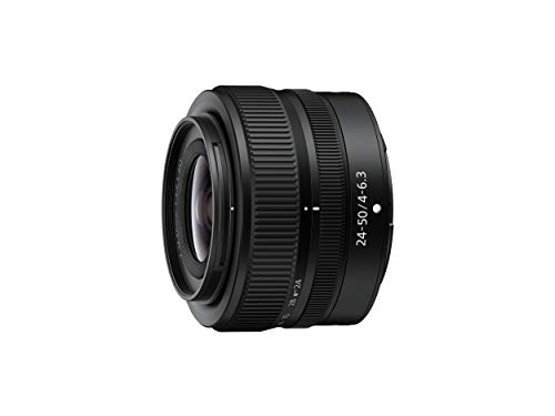NIKON NIKKOR Z 24-50mm f/4-6.3 Compact Standard Zoom Lens for Nikon Z Mirrorless...
