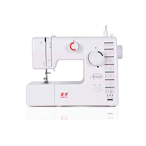 Purchase XIAO Household Electric Sewing Machine, Fully Automatic Small Desktop Mini Sewing Machine w...