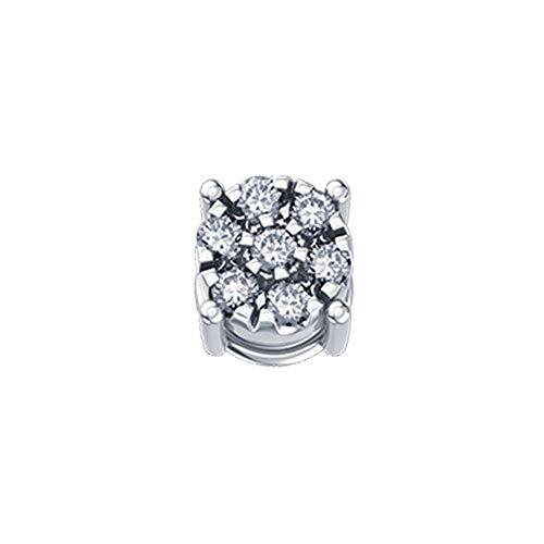 Starlight element white gold with diamonds 0.03