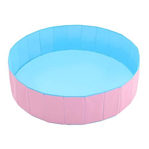 ZAILHWK YIREAUD - Pezón de bolas para niños, impermeable, plegable, portátil, para jugar al bebé, de doble capa