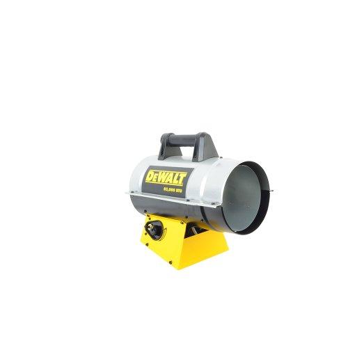 DeWalt F340715 DXH90FAV FALP Heater, 55 to 90K BTU,Yellow