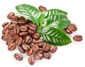 Coffee Bean Samen, Green Food Samen Kaffee, Kaffeesamen, 10 Partikel/Beutel