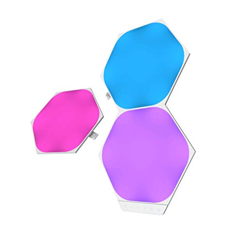 Nanoleaf Shapes Hexagon ライトパネル拡張キット (3パネル)