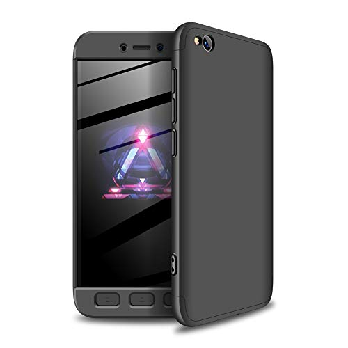 Full Case for Xiaomi Redmi 3s | Front-Back Frame with TPU Cover