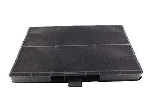 DL-pro Filtro de carbón activado para Bosch 11026771 DHZ5346 Siemens LZ53451 Neff Z5102X1 para campana extractora
