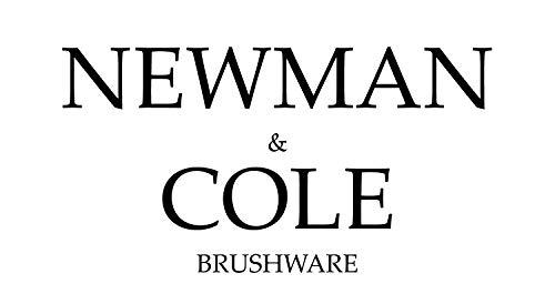 Newman and Cole 30,5 cm Holzbesenkopf mit steifen Borsten aus natürlichem Harthaar – Ersatz-Holzbesenkopf für den Außenbereich, Garten, Hof, Kehrbesen – Holzbürstenkopf mit Befestigungsbügel - 4