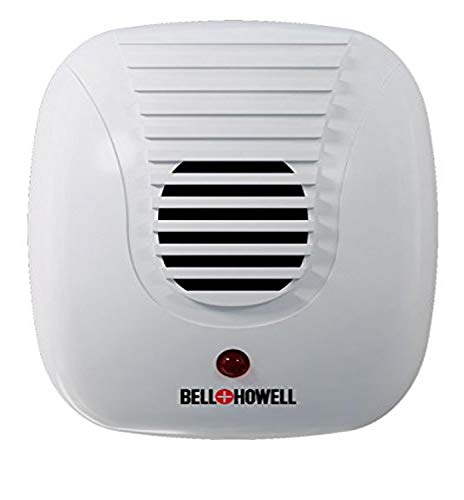 Bell + Howell Ultrasonic Pest Repeller Home Kit (Pack of 3), Ultrasonic Pest Repeller, Pest Repellent for Home, Bedroom, Office, Kitchen, Warehouse, Hotel, Safe for Human and Pet