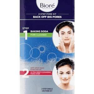 Biore Baking Soda Duo Pack