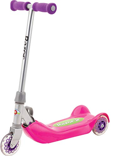 Razor Jr. Folding Kiddie Kick Scooter - Pink - FFP