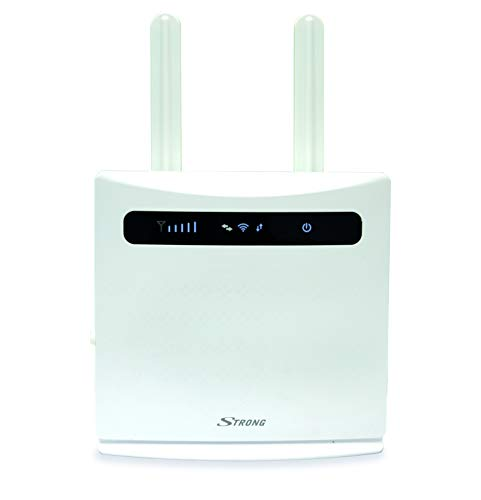 STRONG producten 300 Mbit/s 4G LTE. Router wit