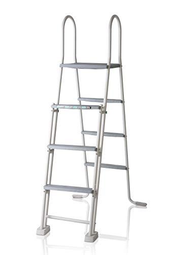 Gre ES1213 Escalera para Piscina Elevada, 134 cm