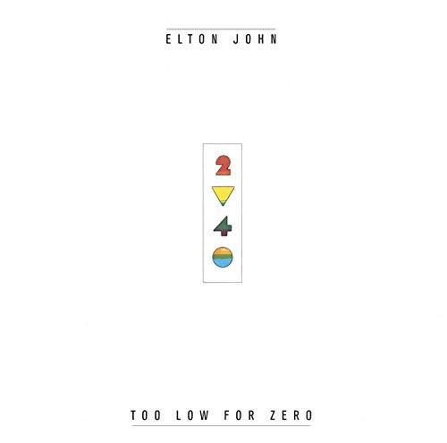 John,Elton: Too Low for Zero (Audio CD (Remastered))