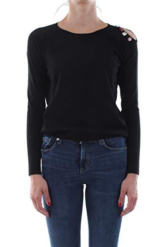 Liu Jo M69014 MA99E Pullover Damen Nero M