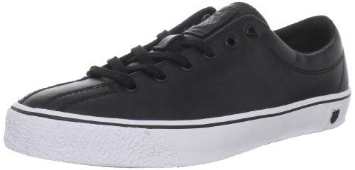 K-Swiss Clean Laguna VNZ Sneaker,Black/White/Gum,11.5 M US